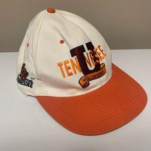 90s Tennessee Volunteers TN Vols Snapback Hat